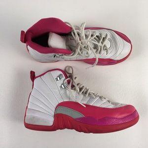 Nike Vivid Pink Air Jordan 12 A1017521